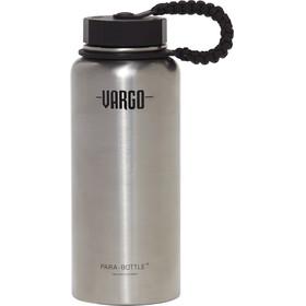 Vargo Para Iso Edelstahl Wasserflasche 0,95l natur